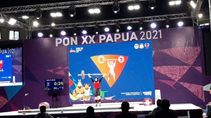 Gemilang di PON Papua dan Pecahkan Rekor Nasional, Lifter Jawa Tengah Menanti Panggilan ke Pelatnas