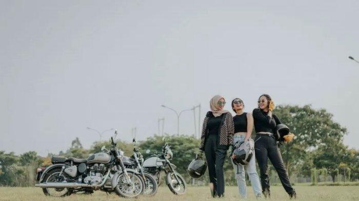 Cerita Gautama Bersaudara, 3 Putri Mantan Pembalap Nasional Mencintai Dunia Otomotif
