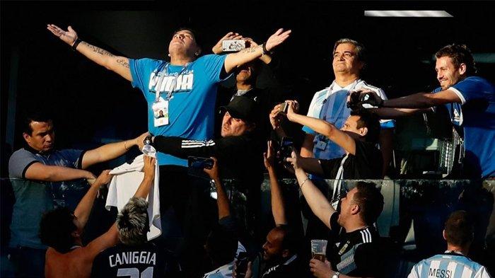 Diego Maradona: Pemain Jenius yang Buat Ketir-ketir Lawan, Ada Agama Khusus yang Memuja Sang Pemain