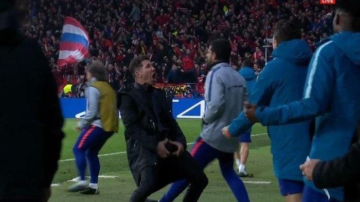 Hasil Liga Spanyol: Perebutan Juara Memanas, Atletico Madrid Gagal Menang Ditahan Real Betis