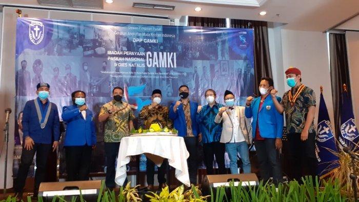 Peringati Dies Natalis ke-59, GAMKI Fokus Pembangunan SDM & Berdayakan Masyarakat Daerah Tertinggal