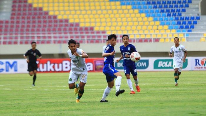 HASIL Piala Menpora Persikabo Vs PSIS Semarang: Mahesa Jenar Bawa 3 Poin, Amankan Puncak Klasemen