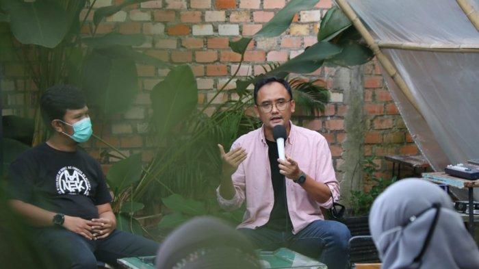 Dimas Oky: Membangun Indonesia Dengan Perspektif Persatuan dan Kolaborasi