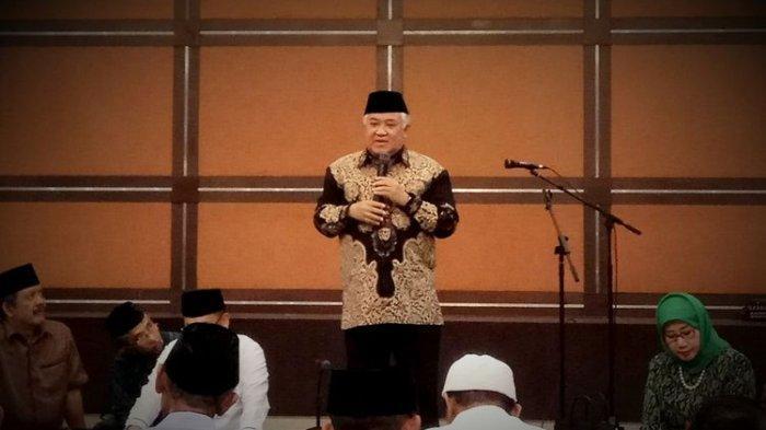 Mantan Ketum Muhammadiyah Din Syamsuddin Nikahi Cucu Pendiri Ponpes Gontor, Ini Faktanya