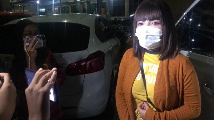 Dinar Candy Datangi Polres Jakarta Selatan, Jalani Wajib Lapor: Masih Syok, Belum Bisa Makan