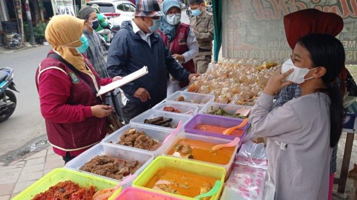 Takjil di Kota Tangerang Dicek Kandungannya, Jenis Makanan Ini Ditemukan Bahan Kimia Berbahaya