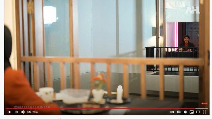 Atta Halilintar Bikin Dinner Romantis Walau Dipisah Jarak, Aurel Meleleh: Bakal Diceritain ke Anak