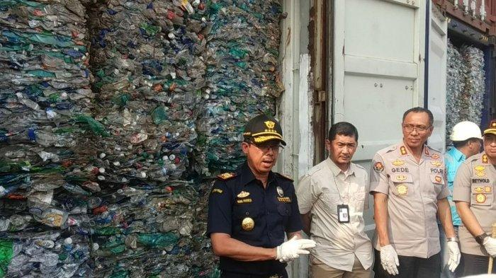 Indonesia Kembalikan 9 Kontainer Berisi Sampah Plastik Terkontaminasi B3 ke Australia