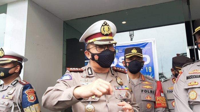 Polda Metro Jaya Sosialisasikan Larangan Mudik Lebaran 2021 saat Operasi Kemanusiaan Pekan Depan