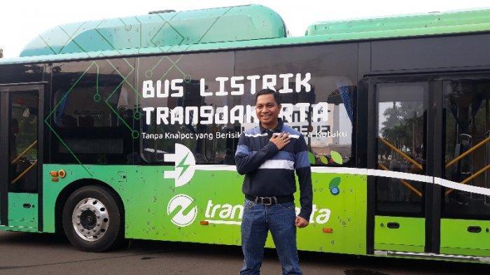 Bus Transjakarta Tetap Beroperasi Normal saat Malam Takbiran