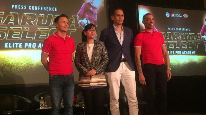 Fokus Pembinaan Usia Muda, PSSI Targetkan Timnas Indonesia Lolos Olimpiade Paris 2024