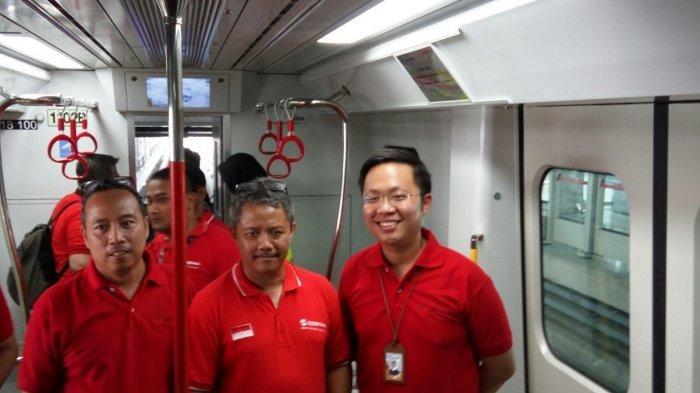 5 Stasiun LRT Jakarta Ditargetkan Siap Beroperasi Akhir Februari 2019
