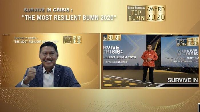 Kinerja Kinclong di Masa Pandemi, Pegadaian Sabet 3 Penghargaan BUMN Award