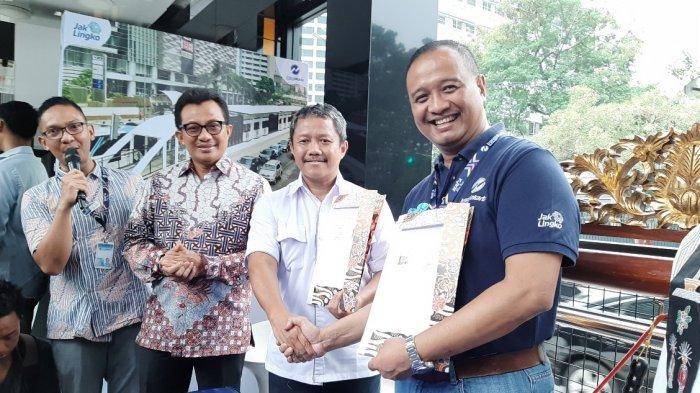 Halte TransJakarta Tosari Baru Diresmikan, Terintegrasi dengan Stasiun KRL Sudirman