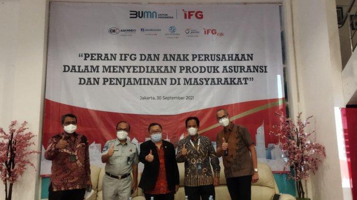 Anggota Komisi VI DPR Dorong BUMN Asuransi Berperan Aktif Berikan Pemahaman ke UMKM