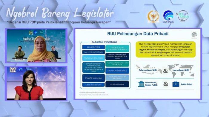 Komisi I DPR: RUU PDP Penting Sebagai Landasan Terwujudnya PKH