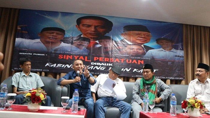 Bergabungnya Prabowo di Kabinet Jokowi Diyakini Mampu Menurunkan Tensi Politik