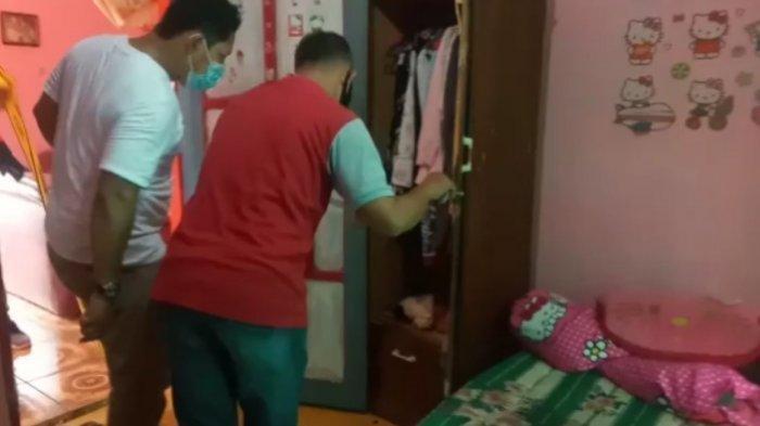 Kakek Syok Lihat Cucu Lemas Bersimbah Darah, Mayat Bayi di Lemari Bongkar Peristiwa Pilu di Kamar