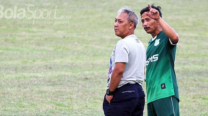 Dilepas Persebaya, Coach Djanur Gabung Barito Putera