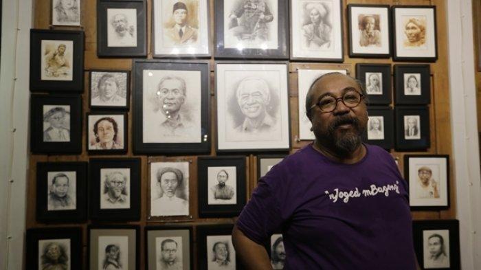Djaduk Ferianto Meninggal, Kamar Bagi Sang Seniman dan Temuan Melodi di Puncak Gunung Afrika Selatan