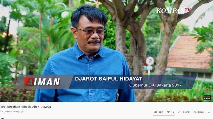 Beberkan Keinginan Ahok Saat Jadi Bos BUMN, Djarot Saiful Hidayat Singgung Soal Tionghoa & Minoritas