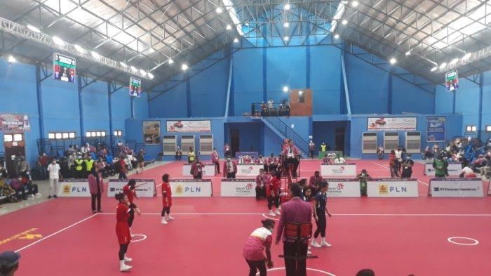 DKI Jakarta Kalah di Final Sepak Takraw PON Papua, Sulawesi Selatan Bawa Pulang Emas PON Papua