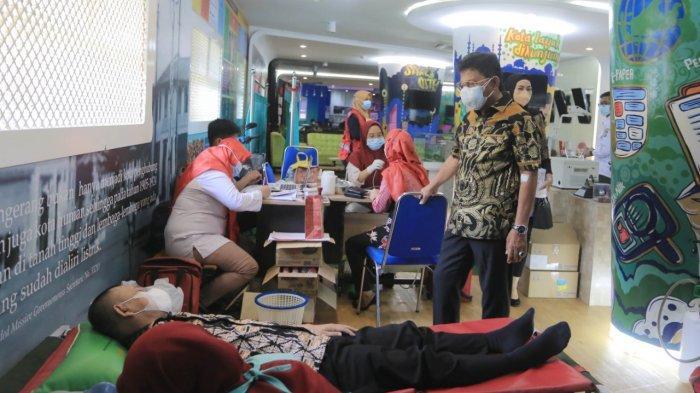 Sudah Tersalurkan 4.400, PMI Kota Tangerang Punya Stok 751 Kantong Plasma Konvalesen
