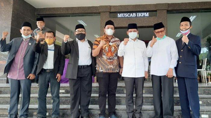 Jadi Ketua Umum IKPM Gontor Tangerang Raya, Husein Sastra Negara Siap Orbitkan Alumni Potensial