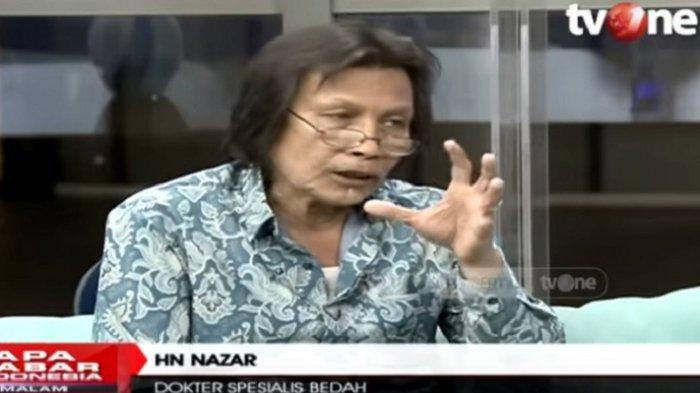 Keberadaan Darah Wiranto saat Ditusuk Dipertanyakan, Dokter Bedah Ini Beri Penjelasan Ilmiah