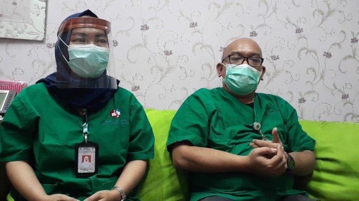 Cerita Perawat Tangani Pasien AIDS yang Terpapar Covid-19 di RSU Tangsel