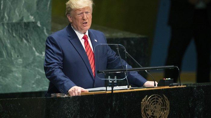 8 Fakta Menarik Kebohongan Donald Trump Dalam Pidato Tuduhan Penipuan di Pilpres Amerika