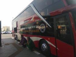 Masih Banyak Kursi Kosong, Harga Tiket Bus Duble Decker Tetap Naik Per Tanggal 29 Mei