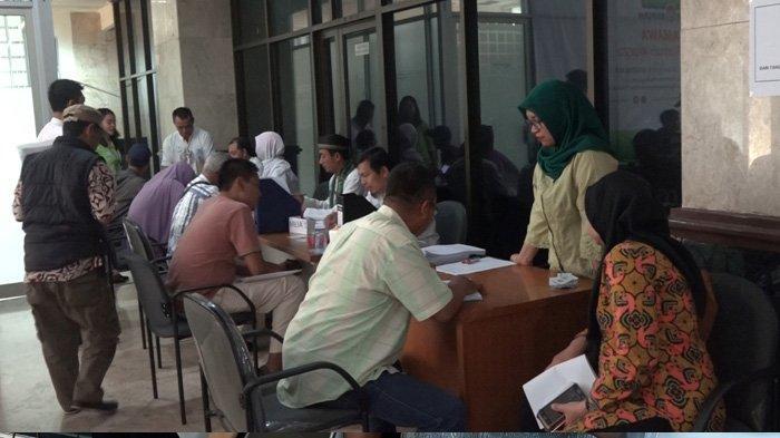 209 Warga Daftar Program Rumah DP 0 Rupiah di Kantor Wali Kota Jakarta Selatan