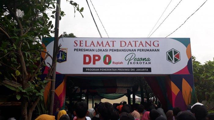 Dianggap Gagal Soal Rumah DP Nol Rupiah, Anies-Sandi Diminta Ikuti Program Ahok