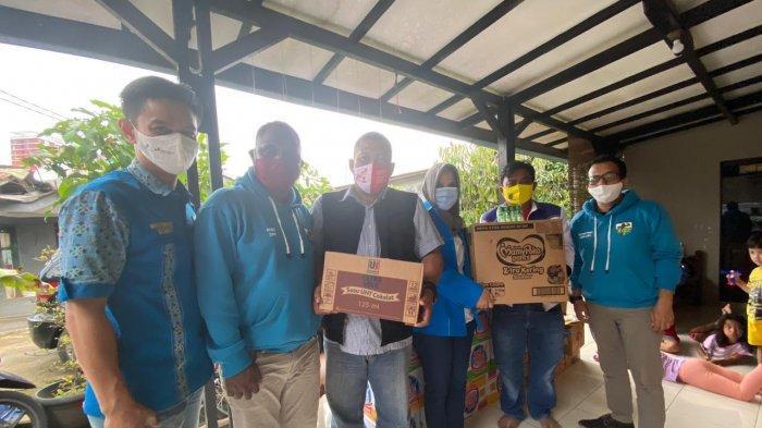 Aksi Nyata, DPP KNPI Kembali Beri Bantuan kepada Korban Banjir Jakarta
