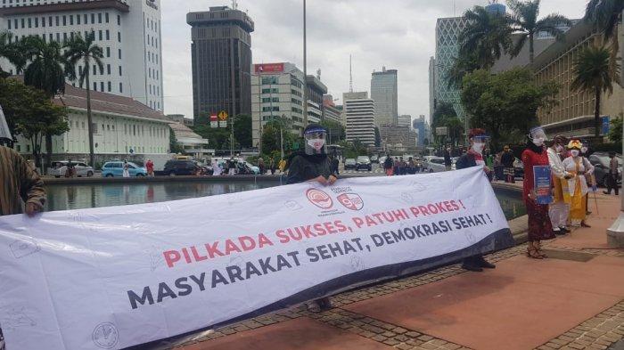 Sukseskan Pilkada Serentak, PGK Bentuk Relawan Sehat