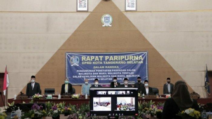 DPRD Tangsel Tetapkan Benyamin-Pilar Jadi Kepala Daerah Terpilih, Ini Kata Partai Rival