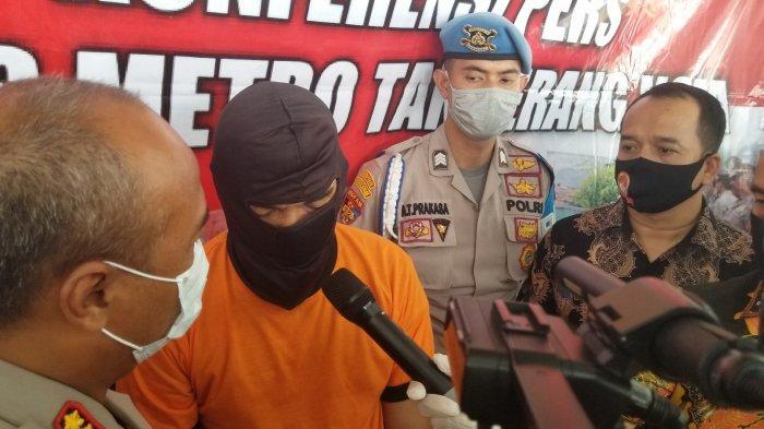 Oknum PNS Kota Tangerang yang Lakukan Penipuan Rekrutmen CPNS Bekerja Sebagai Penjinak Api