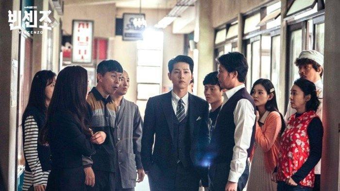 Sinopsis Drama Korea Vincenzo Episode 2, Aksi Song Joong Ki Berbahasa Italia