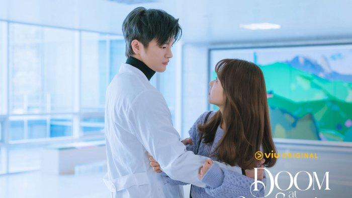 Lee Soo Hyuk dan Shin Do Hyun akan Menggetarkan Episode Terbaru Doom At Your Service