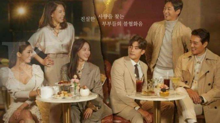 Drama Korea terbaru Love (Ft. Marriage and Divorce).