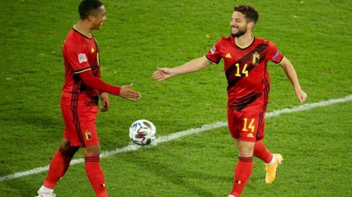 Hasil UEFA Nations League: Unggul Penguasaan Bola, Inggris Justru Kalah 2-0 Lawan Belgia