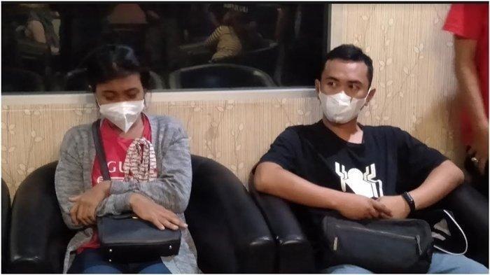driver taksol Epan Tonardo (30) ditemukan bareng selingkuhan