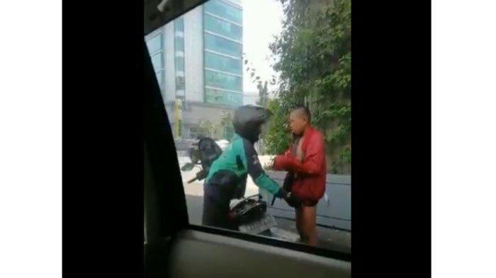Aksinya Beri Jaket ke Remaja Tanpa Busana Viral di Medsos, Driver Ojol: Saya Kasihan