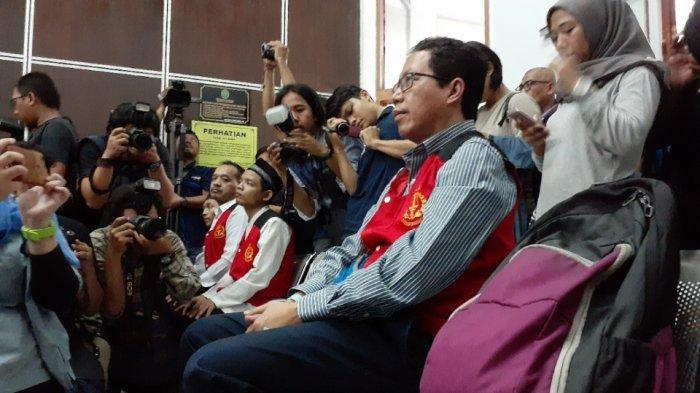Jaksa Tuntut Joko Driyono 2 Tahun 6 Bulan Penjara