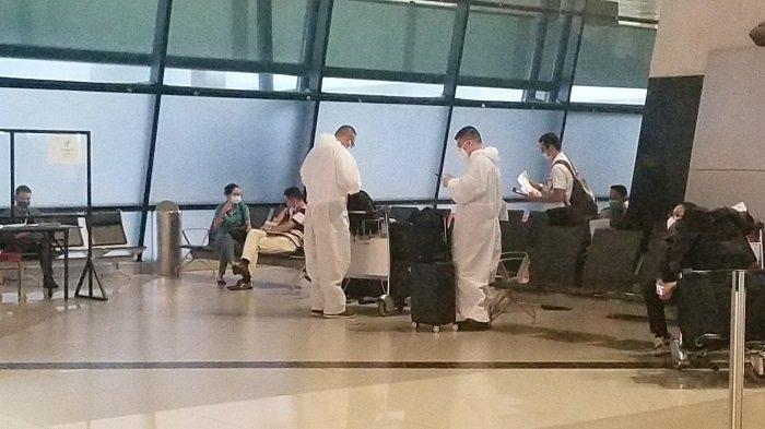 Di Tengah Gencarnya Larangan Mudik, Puluhan Warga China Malah Mendarat di Bandara Soekarno-Hatta