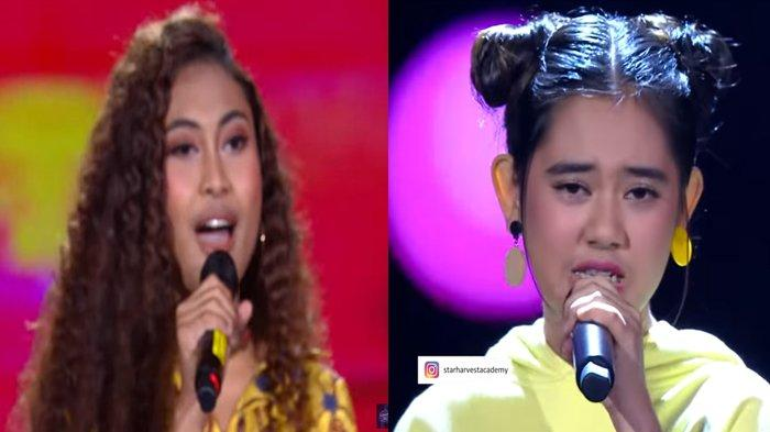 Novia & Ziva Tampil Memukau di Showcase Indonesia Idol, Beda Sikap Juri Kepada Ke-2nya Diperdebatkan