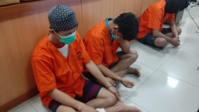 Keluarkan Senjata Api Saat Digeledah, Polisi Tembak 2 Laki-laki di Tangerang