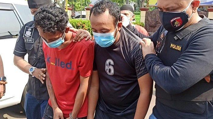 BREAKING NEWS Dua Begal yang Viral saat Beraksi di Gang Sempit Penjaringan Ditangkap