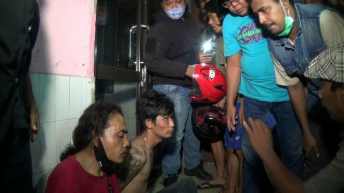 Pencuri Aluminium Material Puskesmas Pondok Bambu Jakarta Timur Babak Belur Diamuk Warga